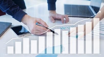 Grafici borsa finanza azioni