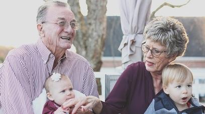 Pensione welfare anziani nonni