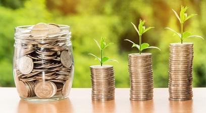 Monete pensione portafoglio risparmio