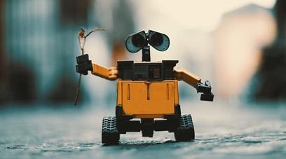Robot tecnologia futuro