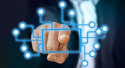 Tecnologia insurtech rete web