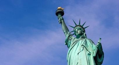 Usa statua liberta