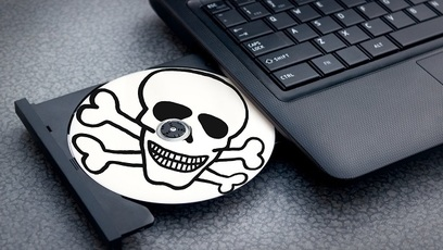 Pirata cyber virus computer