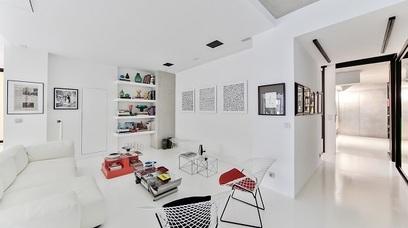 Casa abitazione interno domotica