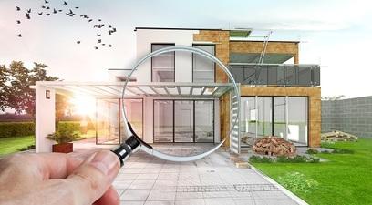 Casa abitazione monitoraggio