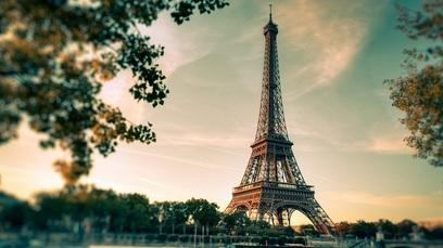 Parigi francia eiffel