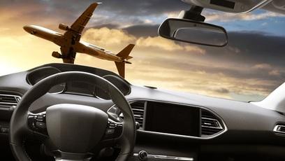 Auto volante futuro
