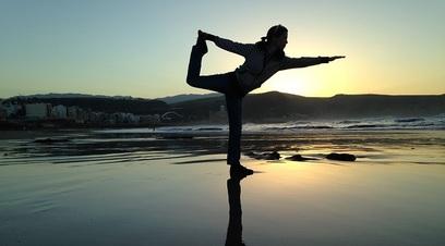 Equilibrio tramonto