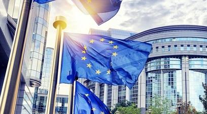 Europa bandiera ue