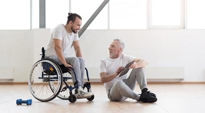 Ortopedico medico riabilitazione infortunio