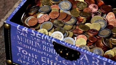 Monete forziere risparmio