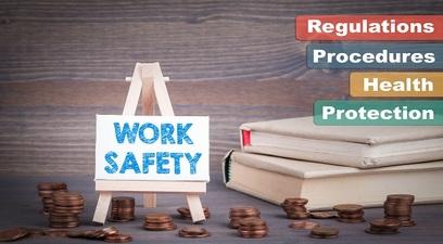 Lavoro sicurezza cantiere