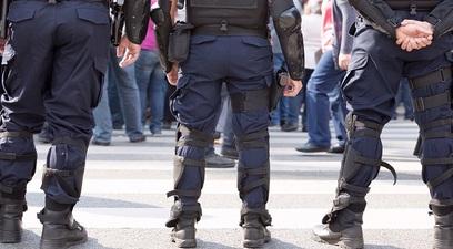 Polizia sicurezza controllo terrorismo