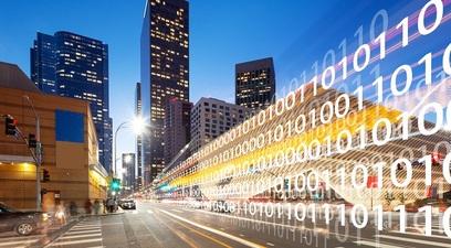 Smartcity citta strada
