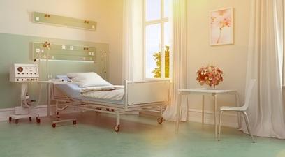 Sanita ospedale malato