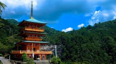 Giappone pagoda