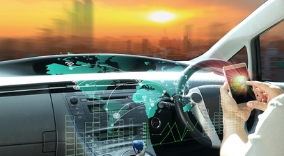 Auto driverless autonoma