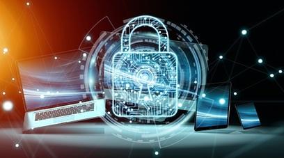 Hacker cyber virus