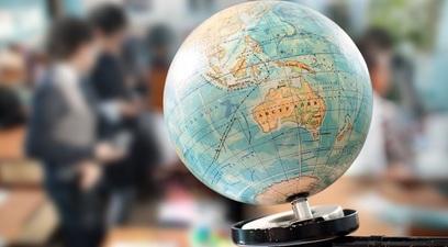 Mappamondo ocse globo
