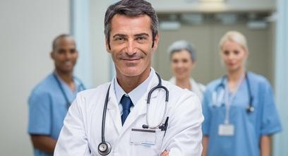 Medico dottore sanita
