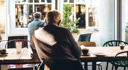 Anziani pensioni