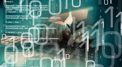 Hacker cyber internet