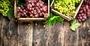 Uva agricoltura mercato vino