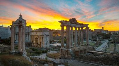 Patrimonio cultura italia roma
