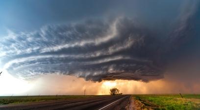 Tempesta nuvole