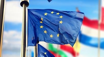 Europa bandiera unione europea