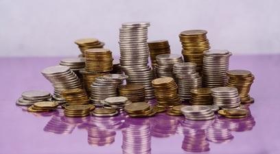 Soldi risparmio monete