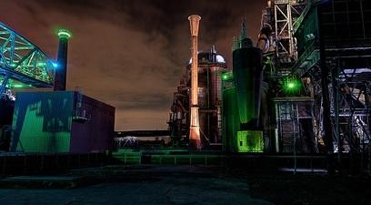 Industria pmi fabbrica azienda