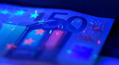 Euro falsi banconote