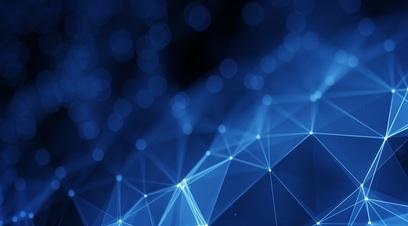 Innovazione tecnologia blu