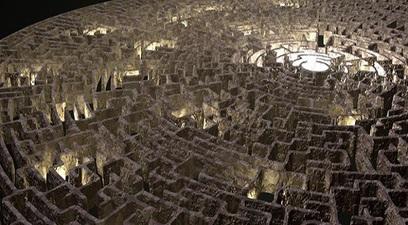 Labirinto intrigo problemi