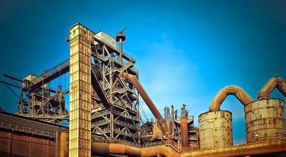 Fabbrica impresa macchinari industria pmi