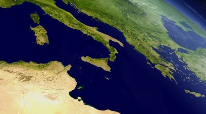 Mediterraneo immigrazione terrorismo frontex fabrice.leggeri
