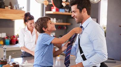 Scuola e lavoro tale padre tale figlio