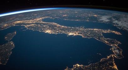 Italia clima mediterraneo