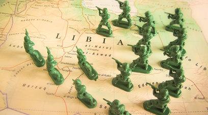 La gravita della crisi libica
