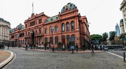 Argentina  al via un programma per contenere l%e2%80%99inflazione