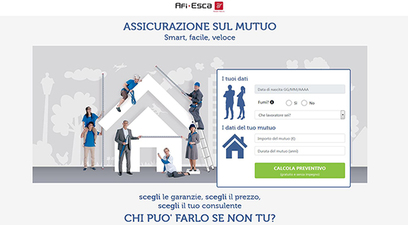 Protectim go assicurazione sul mutuo on demand di afi esca