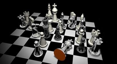 La partita a scacchi del venezuela