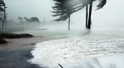 Il conto dei disastri naturali del 2018
