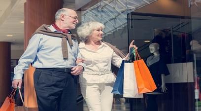 Gli over 65 sono una potenza economica