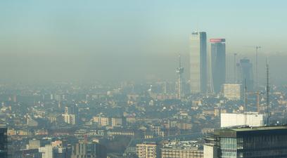 Inquinamento un fattore di rischio per la vita dei bambini