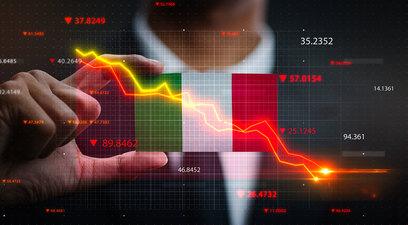 Per il mezzogiorno recessione senza precedenti