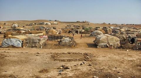 Guerre e clima hanno provocato 12 6 milioni di sfollati interni negli ultimi sei mesi