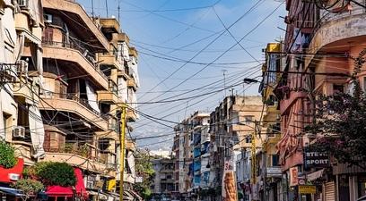 Nel libano al collasso economico sale la tensione sociale.docx